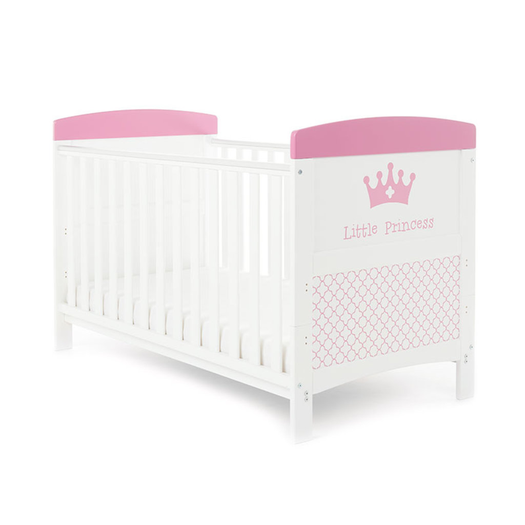Obaby Obaby Grace Inspire Cot Bed – Little Princess