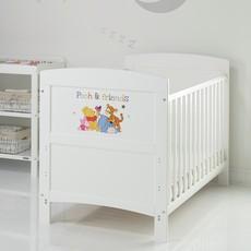Obaby Obaby Disney Inspire Winnie the Pooh Cot Bed – Pooh & Friends