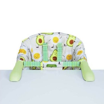 Cosatto Cosatto Grubs Up Travel Highchair Strictly Avocados