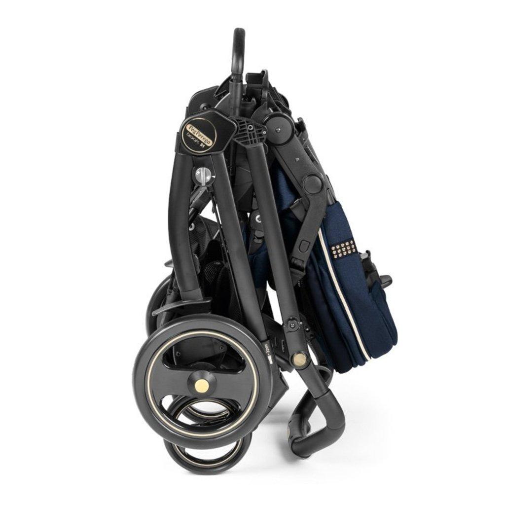 PegPerego Rock Navy - Book Modular System - Culla Elite