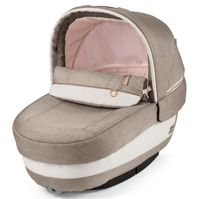 PegPerego Culla Elite - Solid Carrycot - Mon Amour