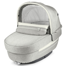 PegPerego Culla Elite - Solid Carrycot - Luxe Pure