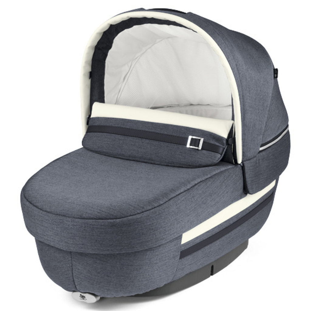 PegPerego Culla Elite - Solid Carrycot - Luxe Mirage