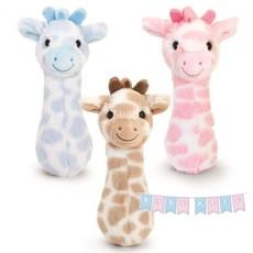 Snuggle Giraffe Rattle (assorted)