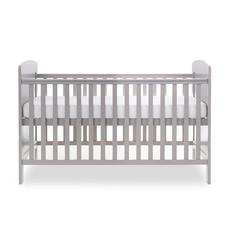 Obaby Obaby Grace Cot Bed – Warm Grey