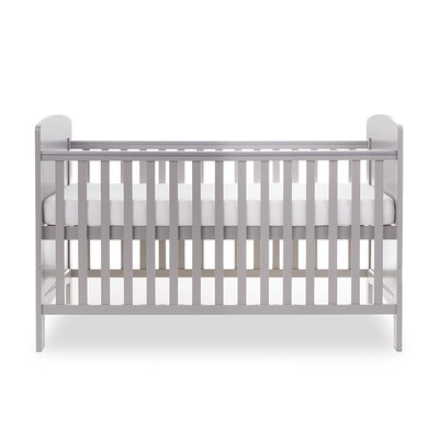 Obaby Obaby Grace Cot Bed – Warm Grey