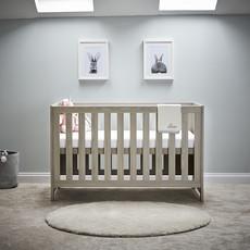 Obaby Obaby - Nika Cot Bed – Grey Wash