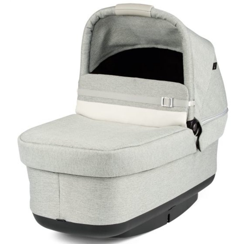 PegPerego Culla Pop Up - Foldable Carrycot - Luxe Pure