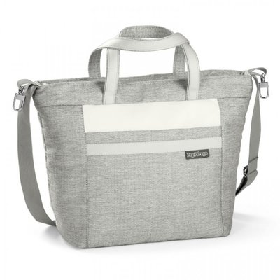 PegPerego Peg Perego Changing Bag - Luxe Pure