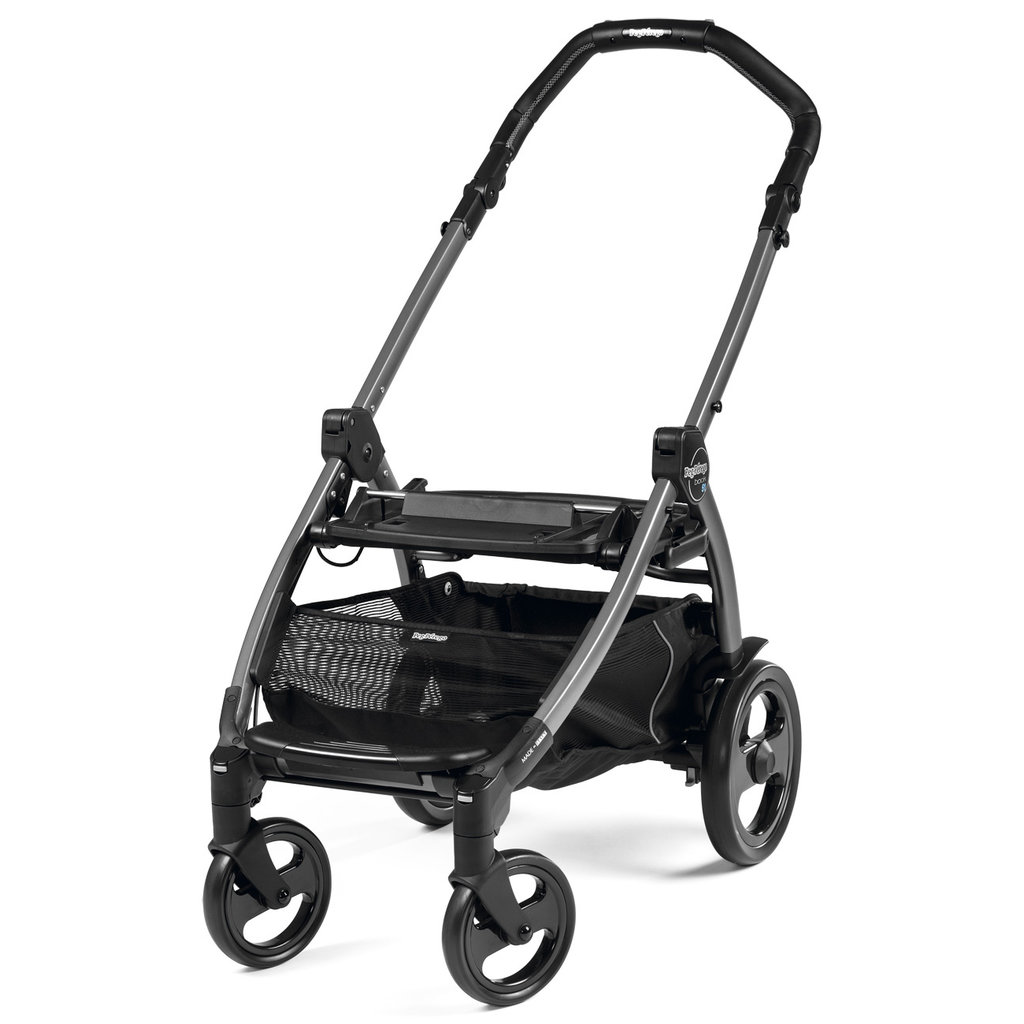 PegPerego Book 51 Chassis- Black
