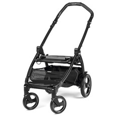 PegPerego Book 51 Chassis - Rock Black