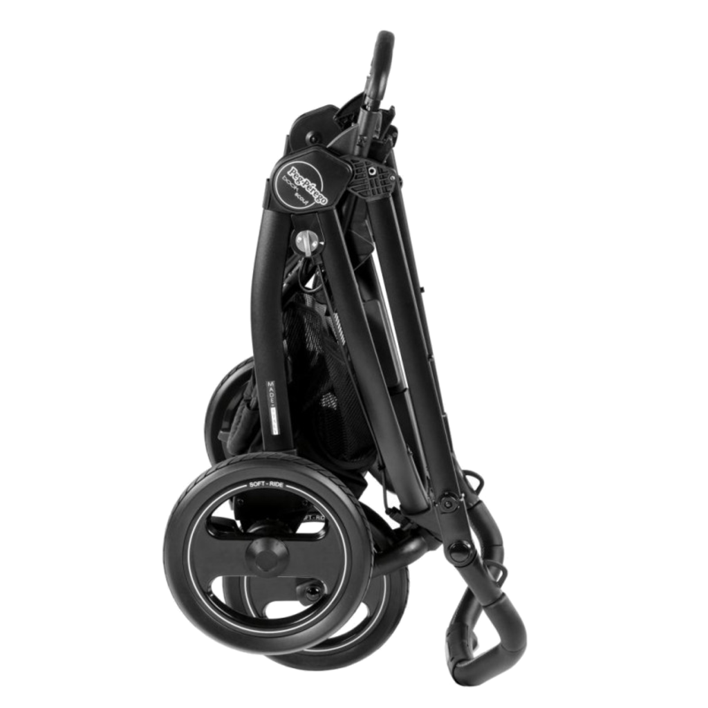 PegPerego Book Scout Chassis - Black