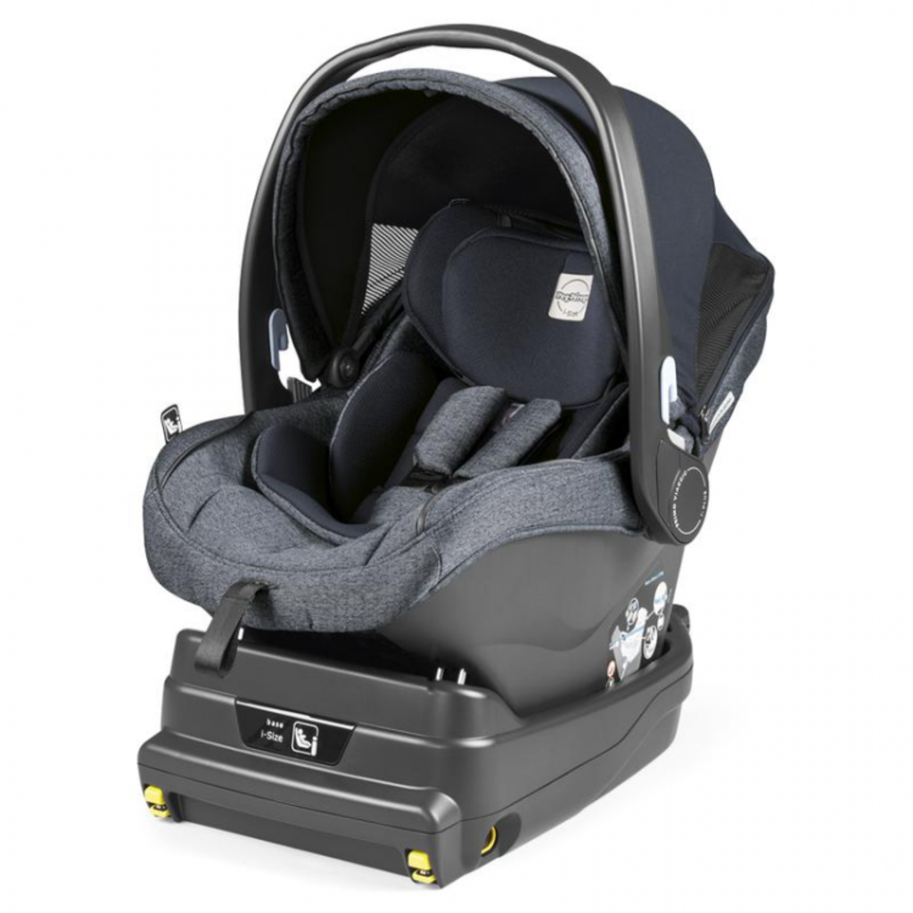 PegPerego Peg Perego Primo Viaggio i-Size Car Seat including Base - Luxe Mirage
