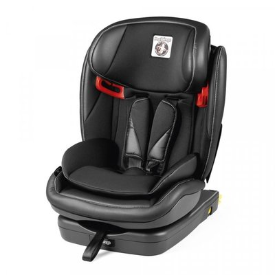 PegPerego Peg Perego Viaggio 1-2-3 Via Car Seat - Licorice