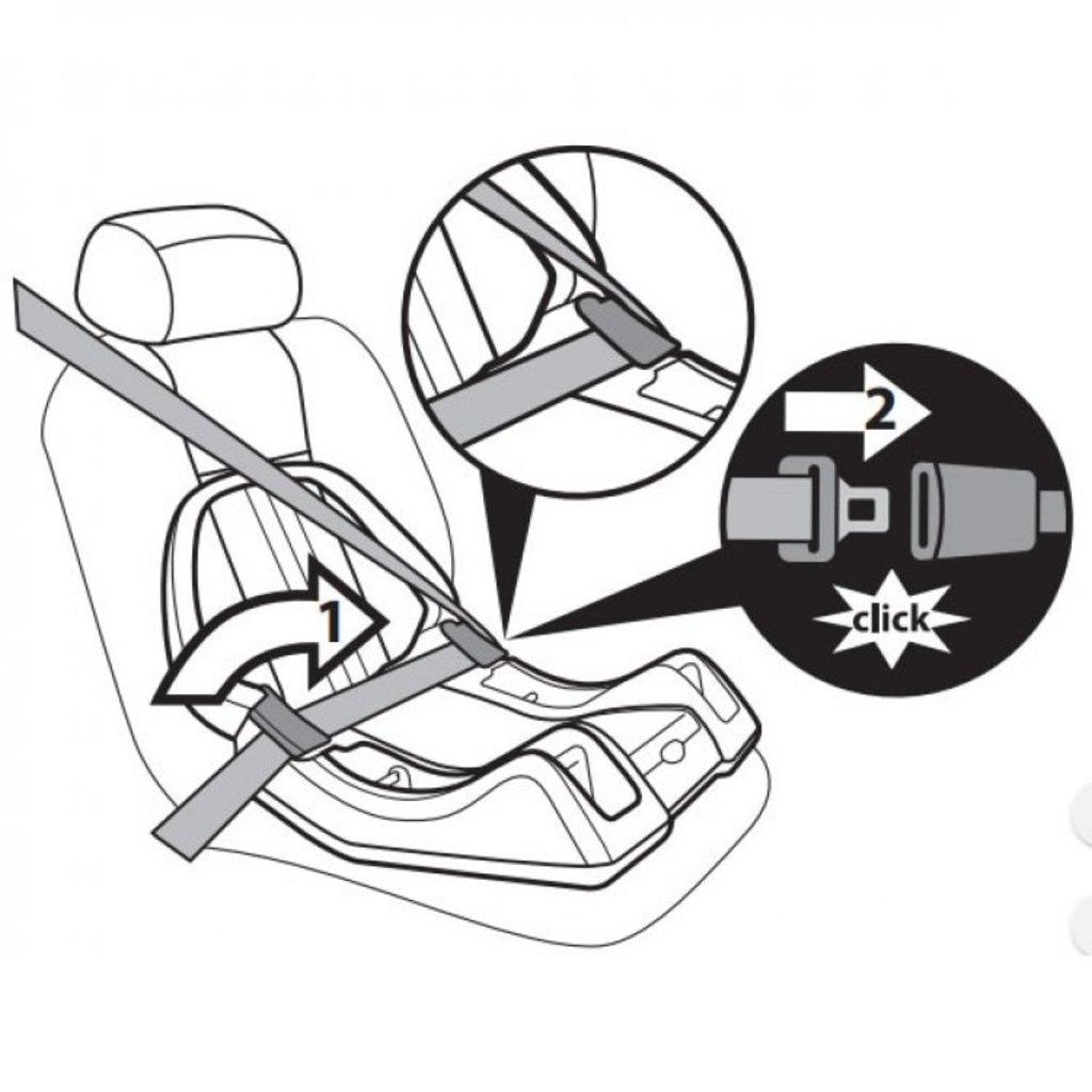 Peg Perego - Belted Car Seat Base
