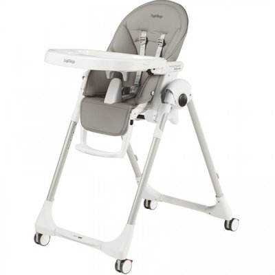 PegPerego Peg Perego Prima Pappa Follow Me Highchair - Ice
