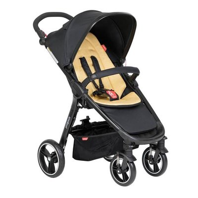 Phil & Teds Phil & Teds - Smart Buggy - Black