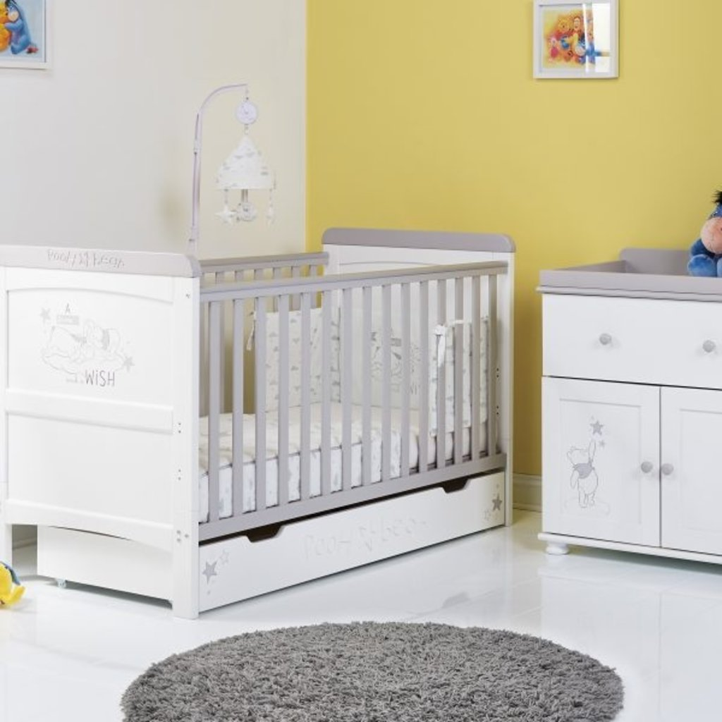 Obaby Obaby Disney Winnie the Pooh 2 Piece Room Set - Dreams and Wishes