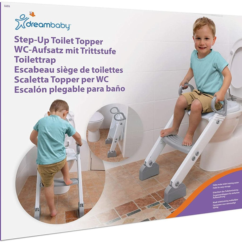 Dreambaby Dreambaby Step Up Toilet Topper