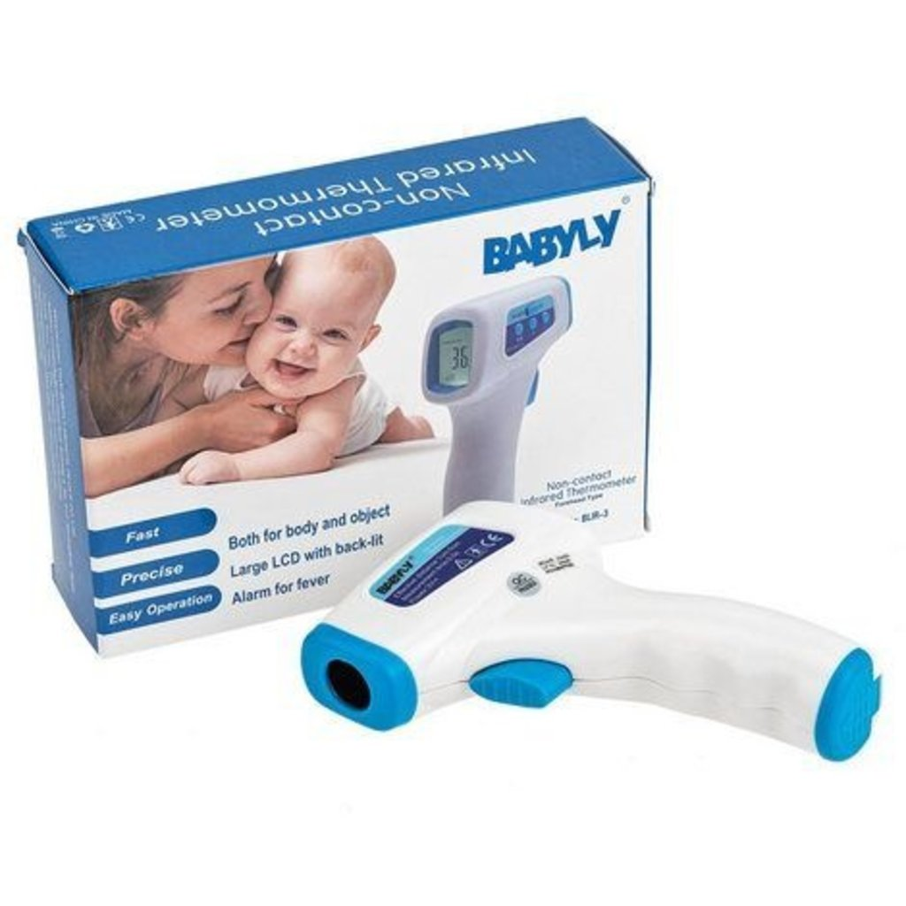 Babyly Non Contact Infrared Thermometer