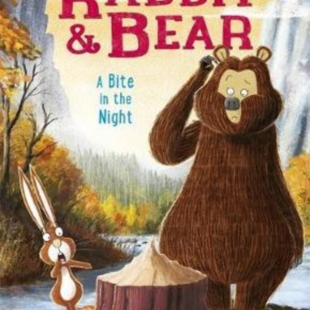 Rabbit & Bear A Bite In The Night