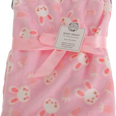Snuggle Baby Wrap - Pink Rabbit