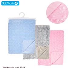 Daydream Baby Sherpa Fur Blanket-Pink