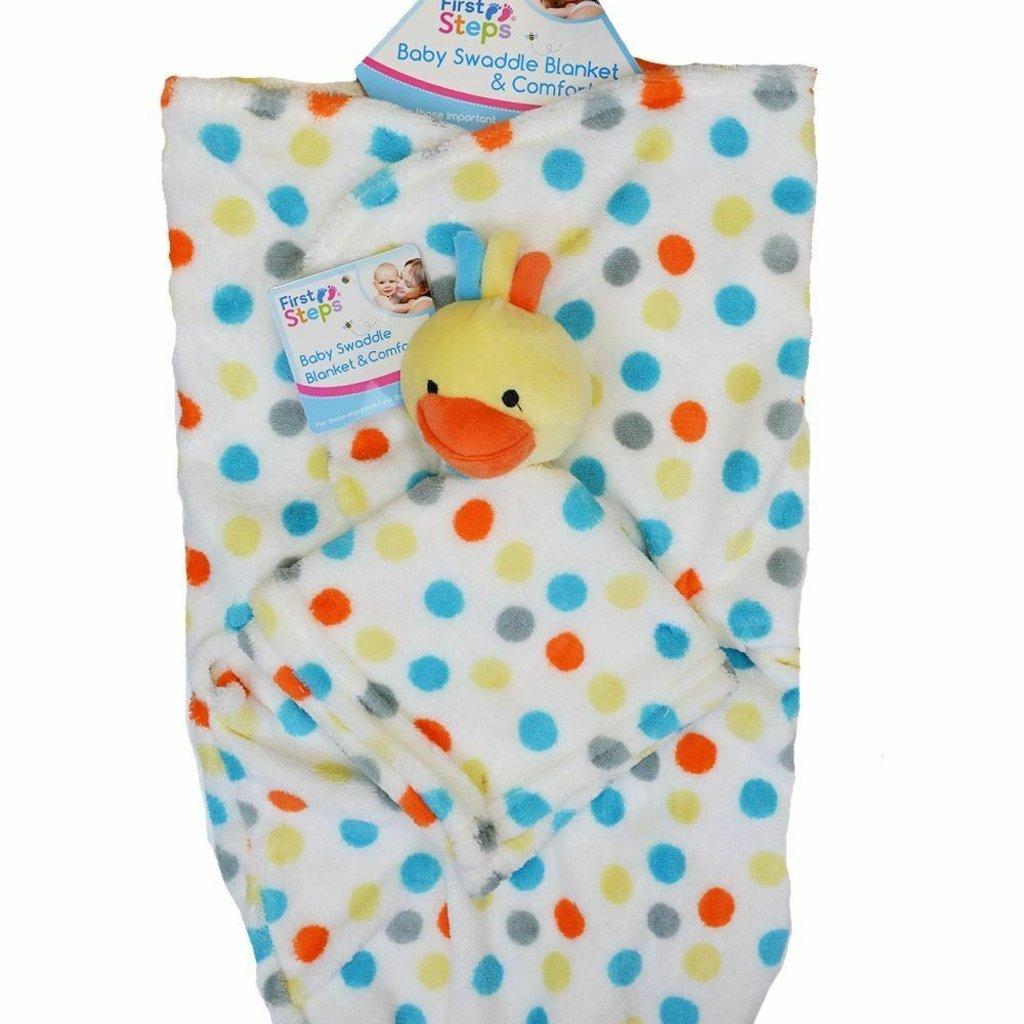 Baby Swaddle Blanket & Comforter