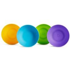 Munchkin Munchkin Multi Bowls 4pk