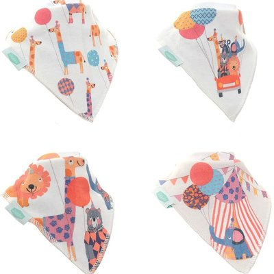 Ziggle Bandana Dribble Bibs Big Day Out