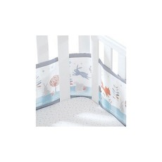 Breathable Baby Breathable Mesh Cot Liner Enchanted Forest