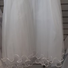 Rose Bud Christening Gown 0-6mth