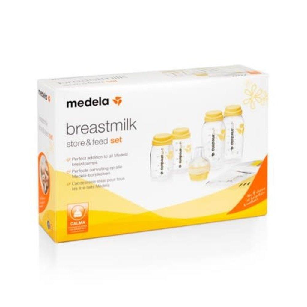 Medela Medela Breast Milk Store & Feed Set