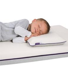 Clevamama Clevafoam Toddler Pillowcase White