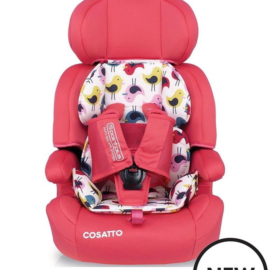 Cosatto Cosatto Zoomi Grp  1/2/3 2 for Joy Blush