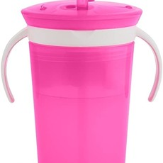 Munchkin Sippy Straw Cup & Snack Catcher -12m+