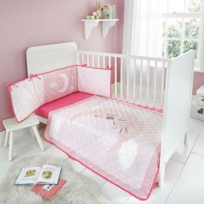 Sheelin Baby Bumper Set-Bunny Moon