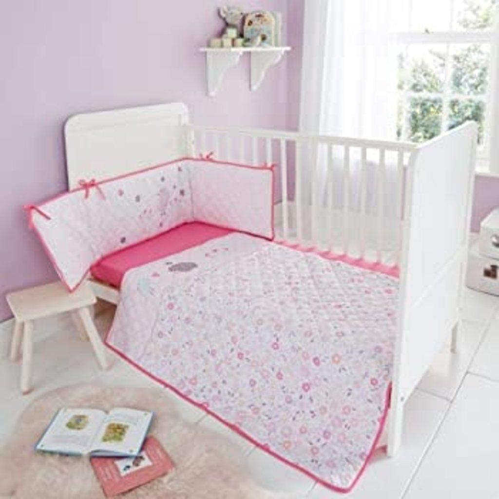 Sheelin Baby Bumper Set-Woodland Wishes