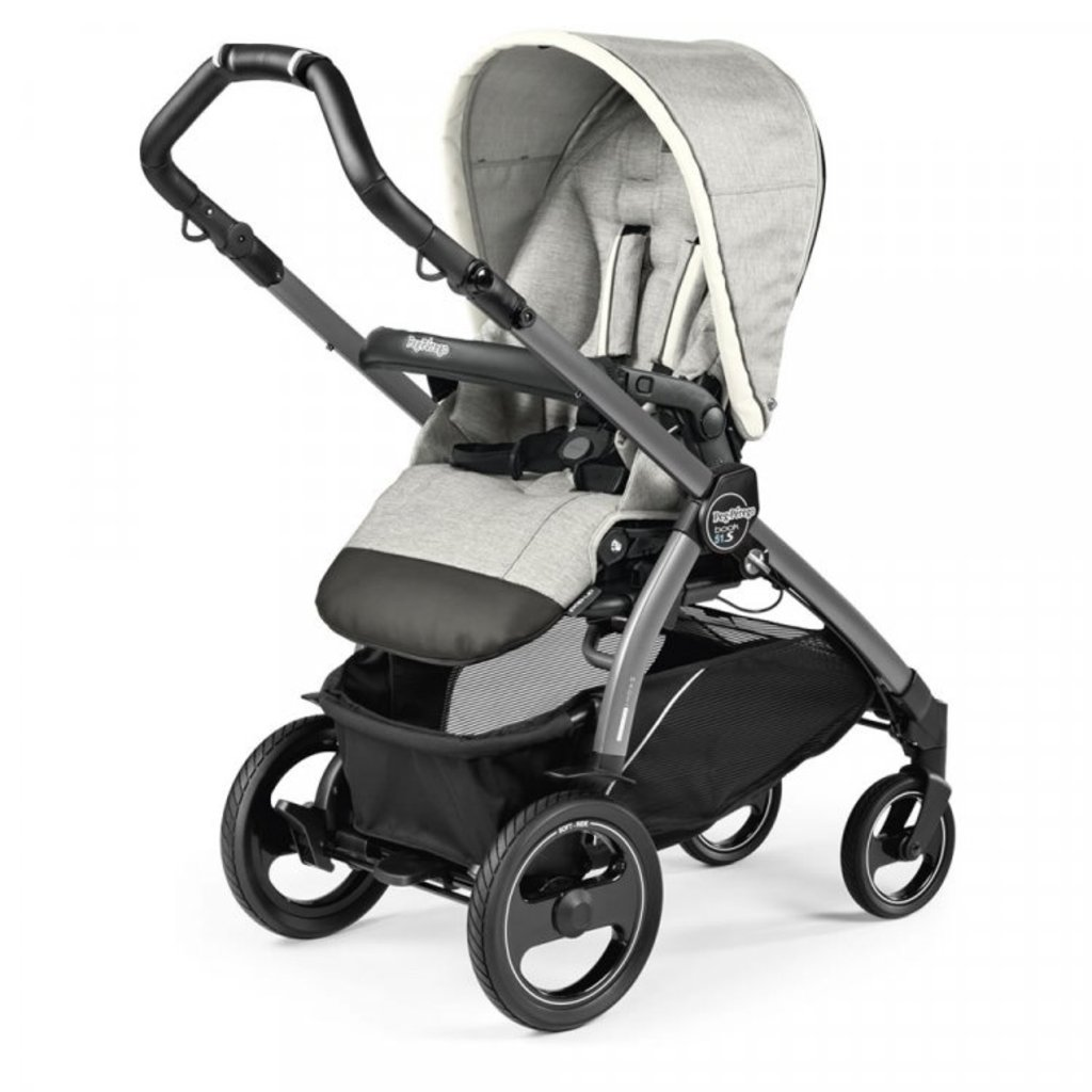 PegPerego Pop Up Seat Luxe Opal
