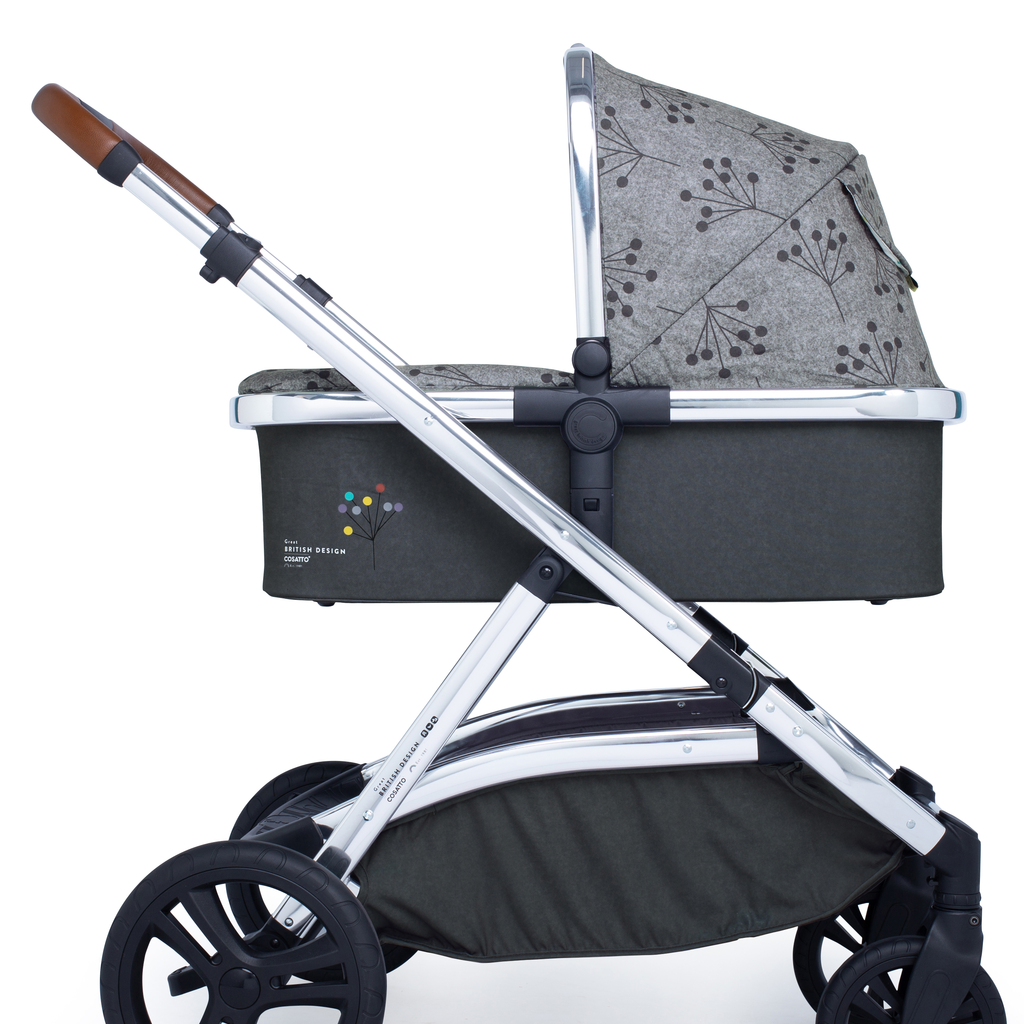 Cosatto Cosatto - wow xl travel system bundle hedgerow