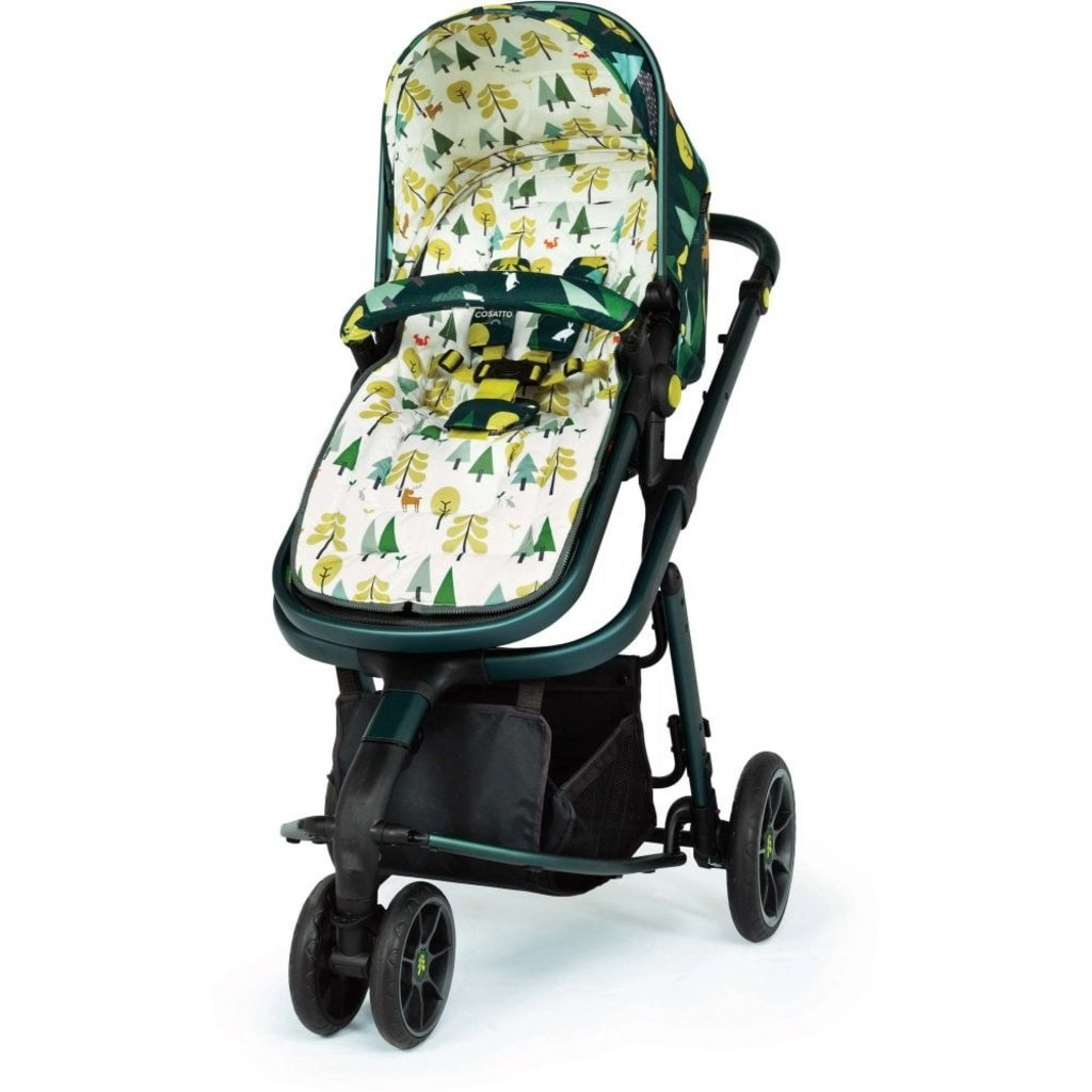 Cosatto Cosatto - giggle 3 travel system bundle into the wild