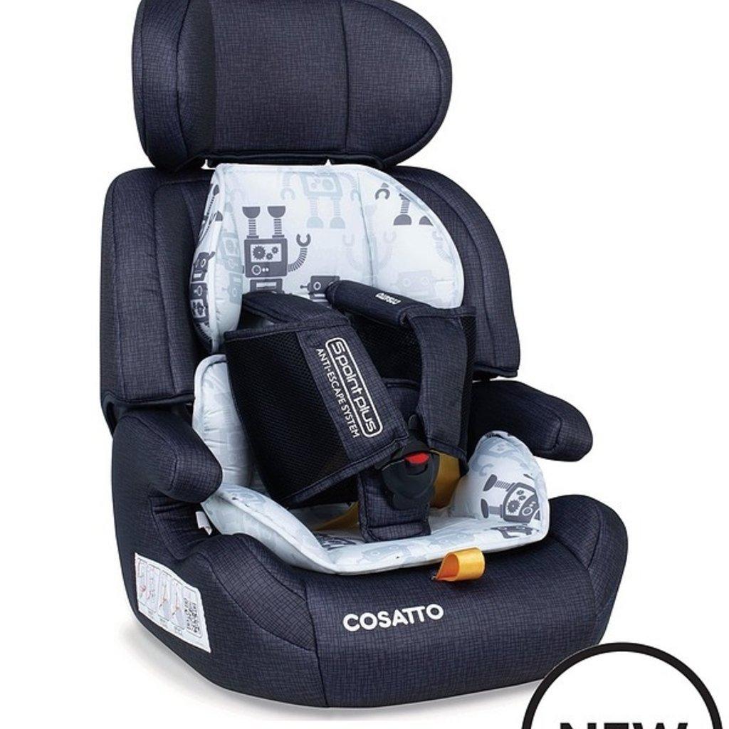 Cosatto Cosatto Zoomi Grp 1/2/3 Robots