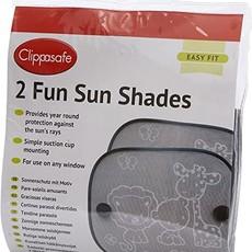 Clippasafe Clippasafe Fun Sun Screens