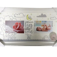 First Steps Baby Dream Big Photo Frame