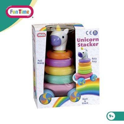 Funtime Ursula the Unicorn Stacker