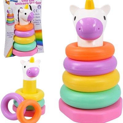 Funtime Una the Unicorn Stacker