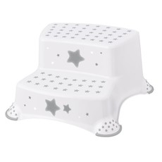 Brbaby Keeper Double Step - Cosmic White