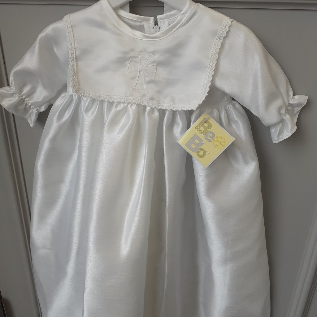 BeBO Christening Gown  6-12mth