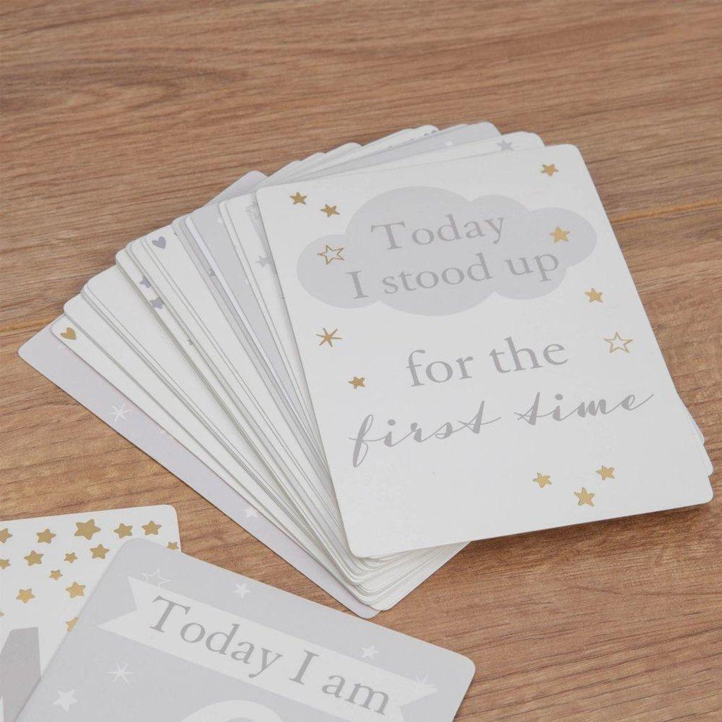 Bambino Baby's First Milestone Cards
