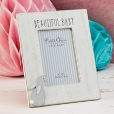 "Petit Cheri 'Petit Cheri' Frame Rabbit- Beautiful Baby 4"" x 6"""